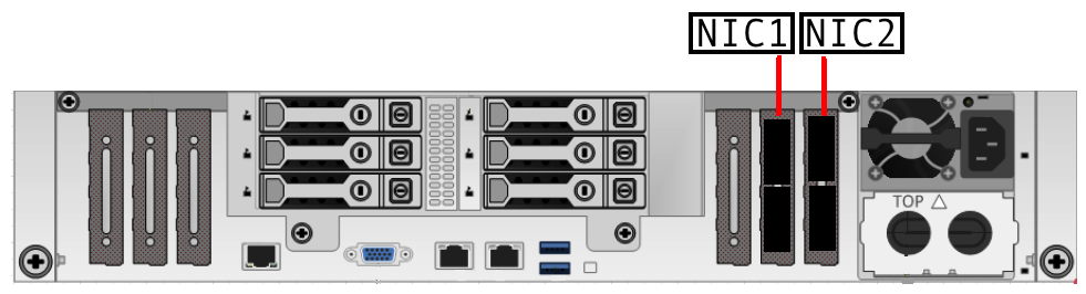 HPE Apollo 4200 Networking – Qumulo Care